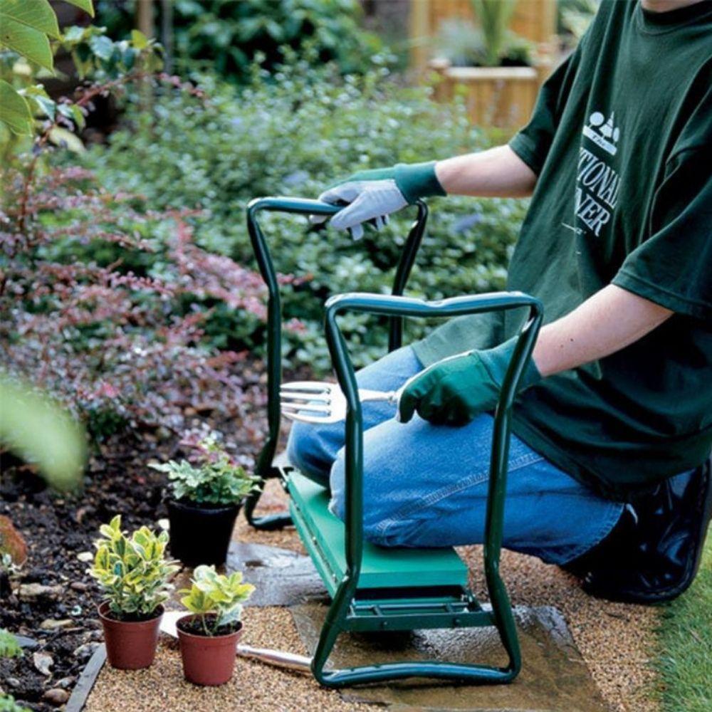 buy gardener kneeler and seat online