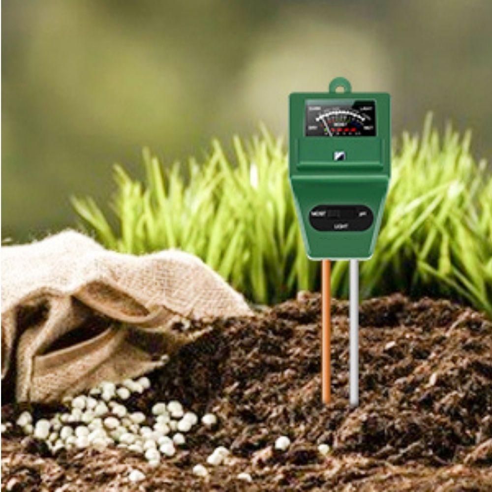 digital soil ph meter