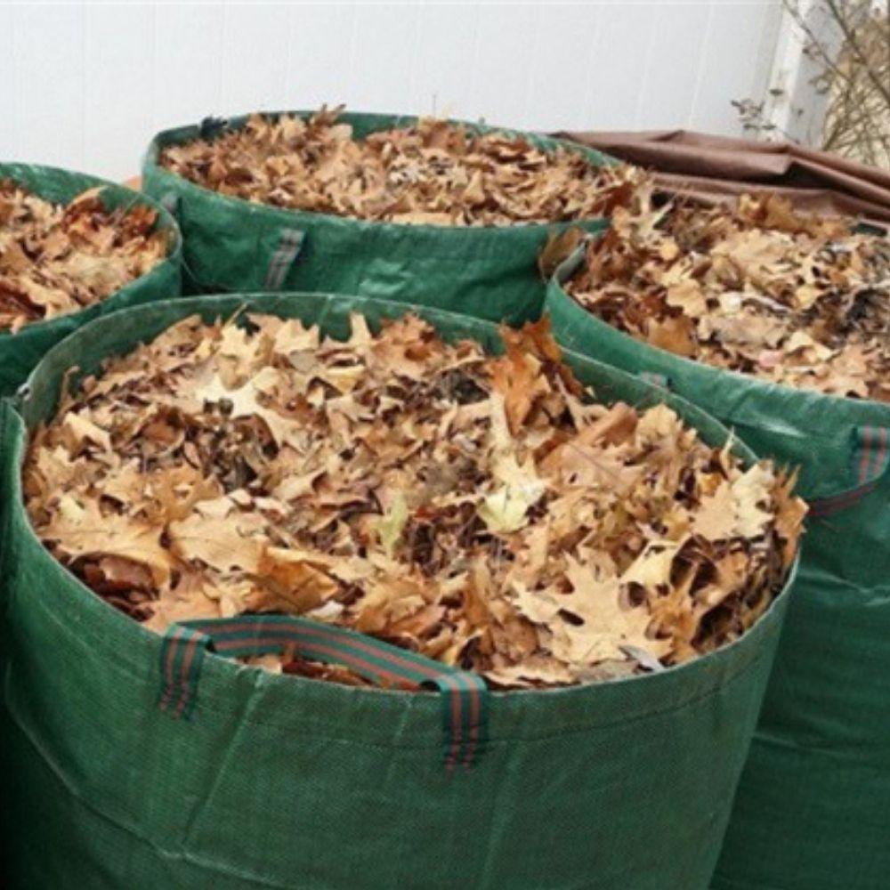 heavy duty garden waste bag
